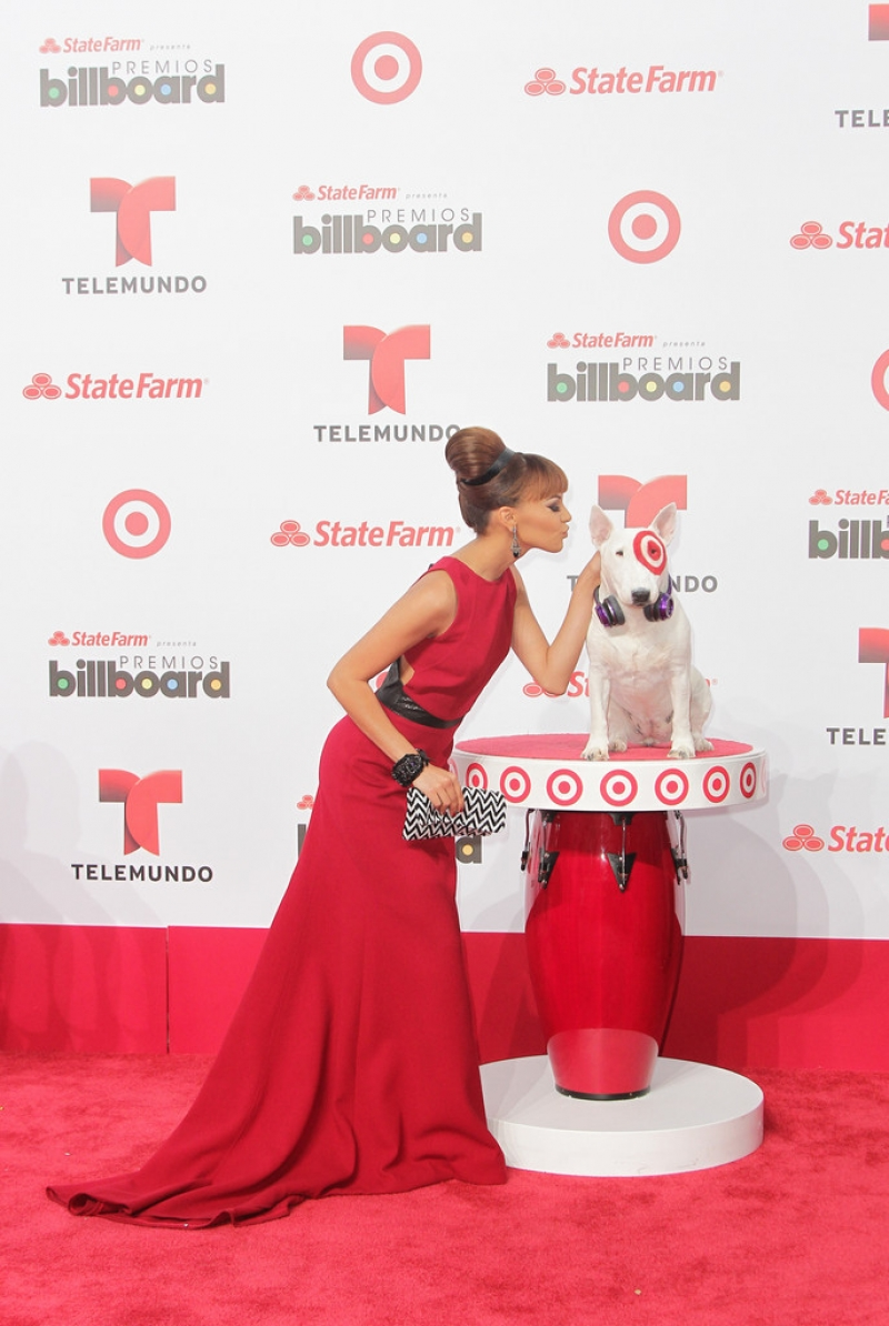 Arrivals at the Billboard Latin Music Awards 33359