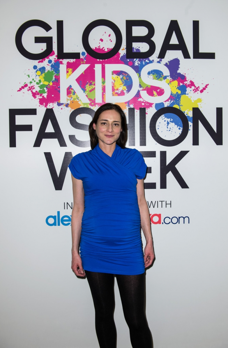 Arrivals at the Global Kids Fashion Week 33360