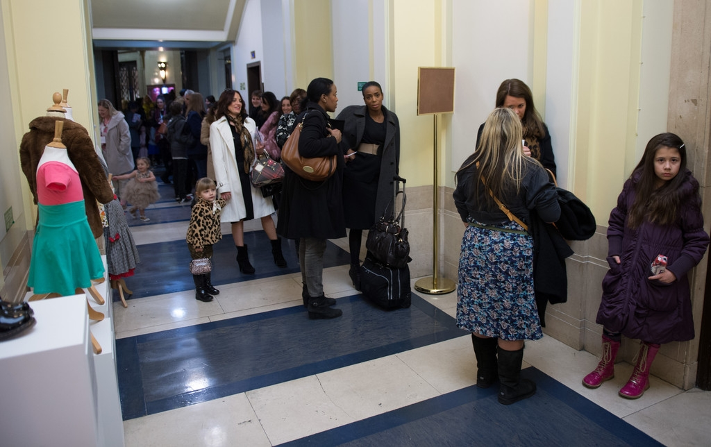 Arrivals at the Global Kids Fashion Week 33366