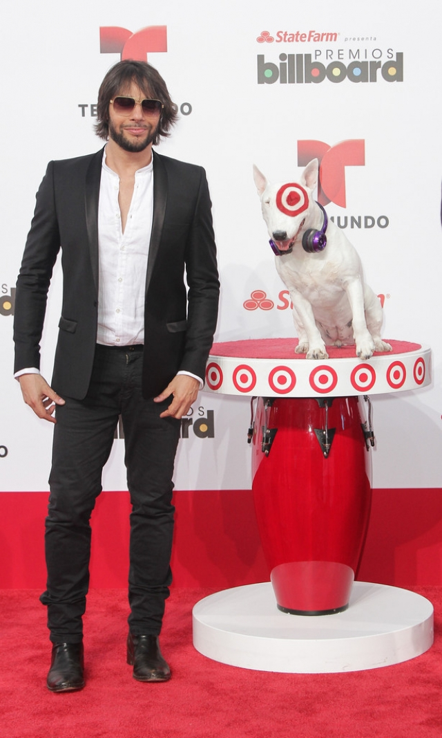 Arrivals at the Billboard Latin Music Awards 33370
