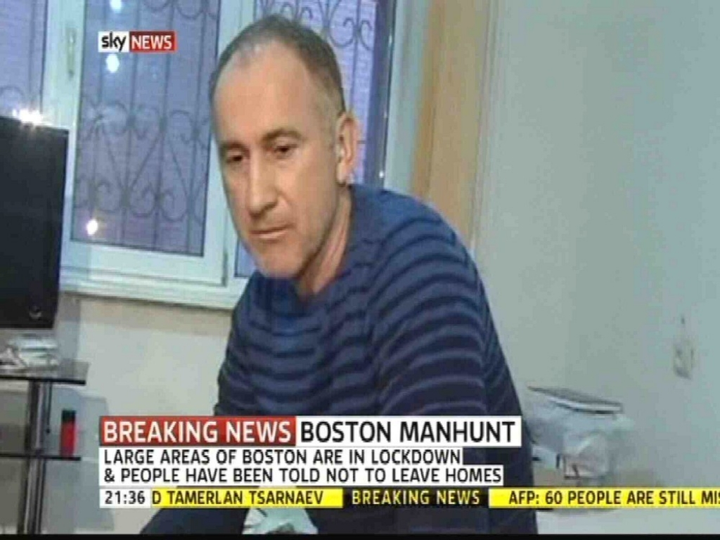 Father of the Alleged Boston Marathon Bombers Speaks Out 33523