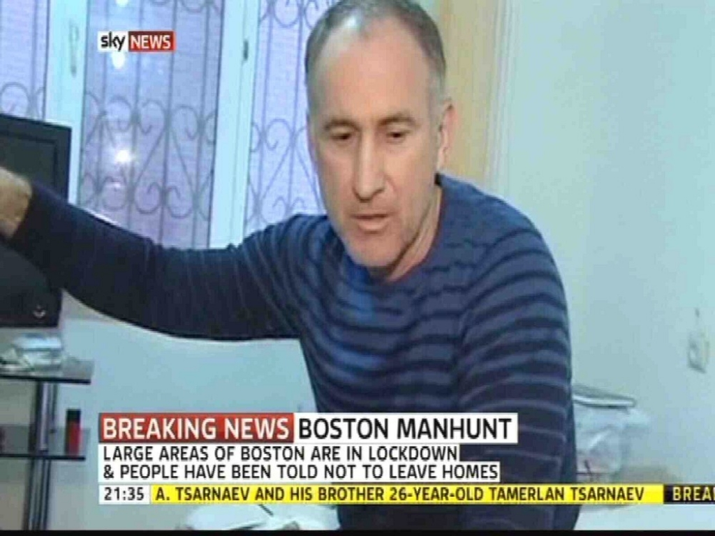 Father of the Alleged Boston Marathon Bombers Speaks Out 33534
