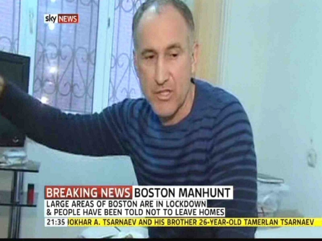 Father of the Alleged Boston Marathon Bombers Speaks Out 33536