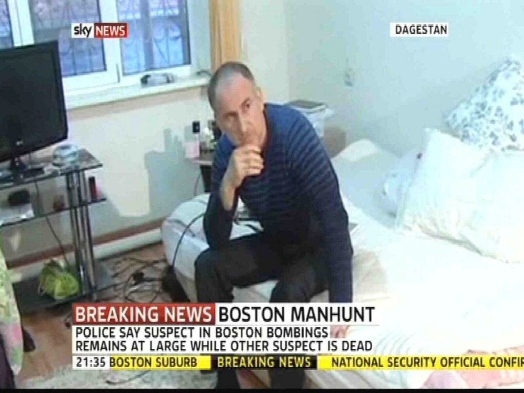 Father of the Alleged Boston Marathon Bombers Speaks Out 33549