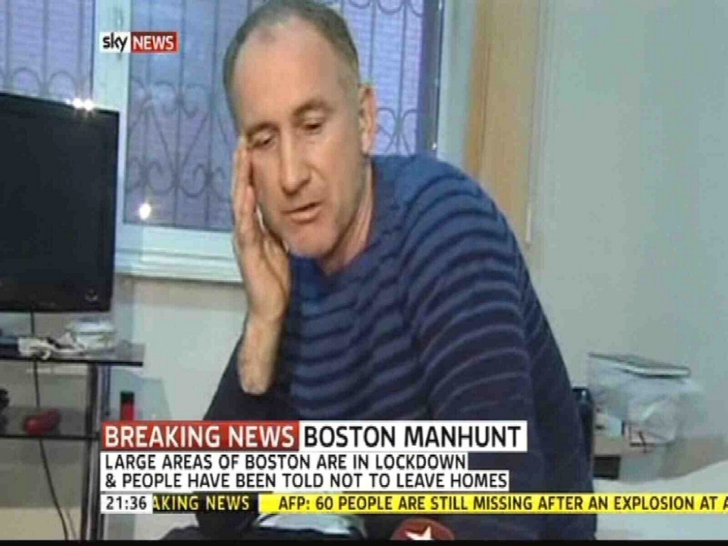 Father of the Alleged Boston Marathon Bombers Speaks Out 33550