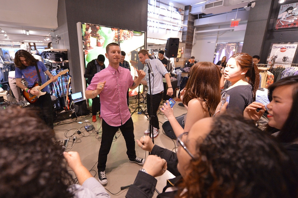 NBA Playoff Party At Bloomingdale's 59th Street 33675