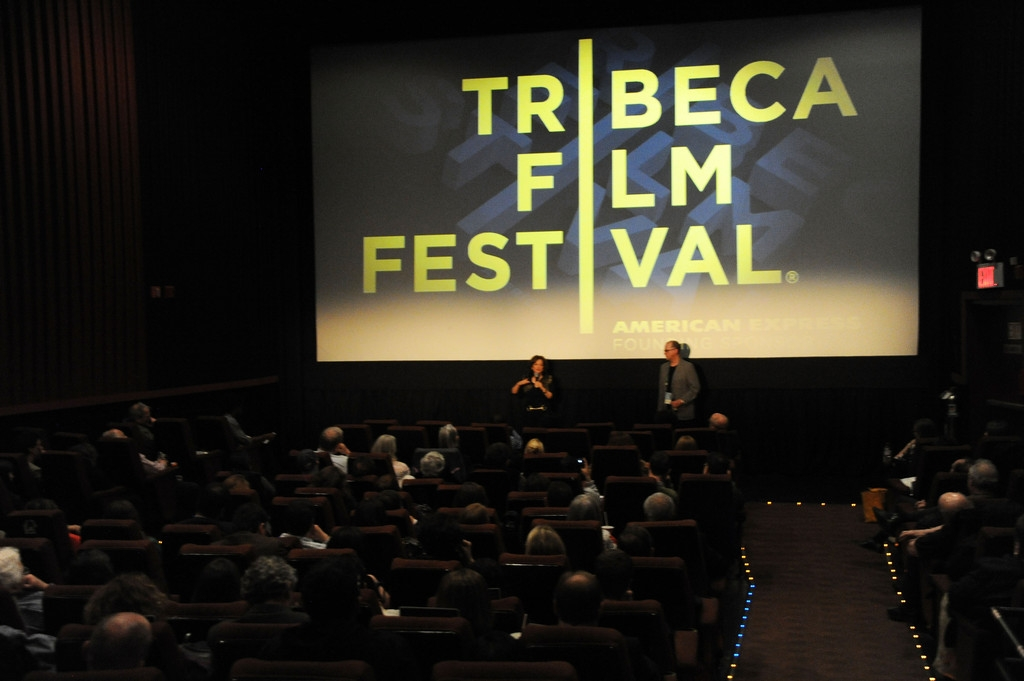'Out of Print' Tribeca Film Festival Premiere 34010