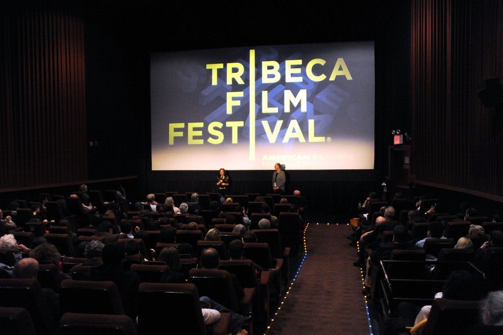 'Out of Print' Tribeca Film Festival Premiere 34015
