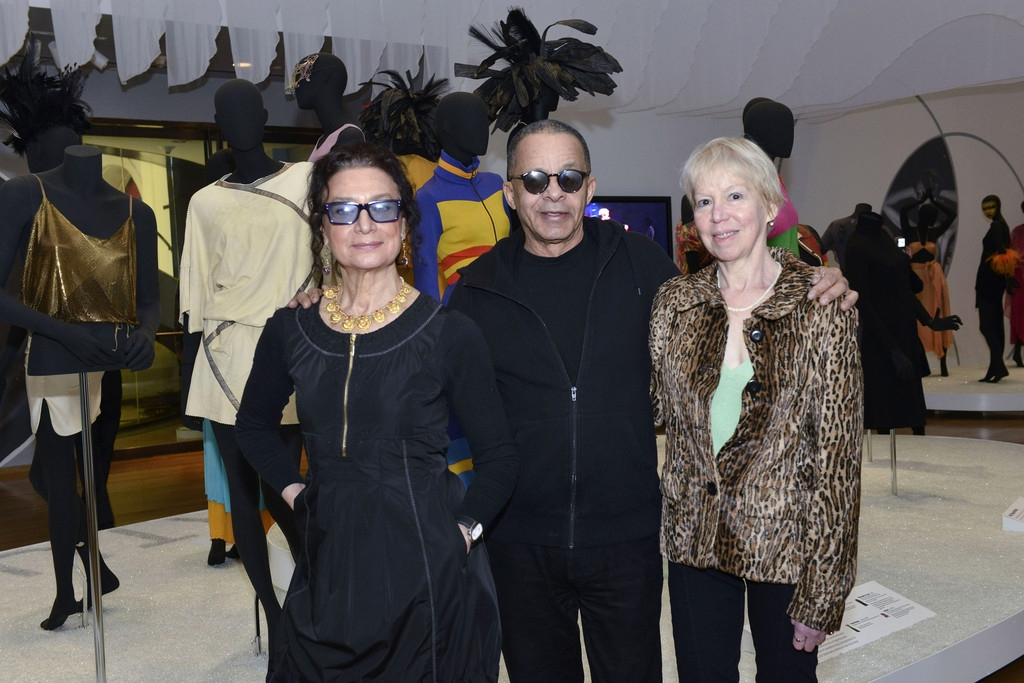 Stephen Burrows: When Fashion Danced Exhibit 34126