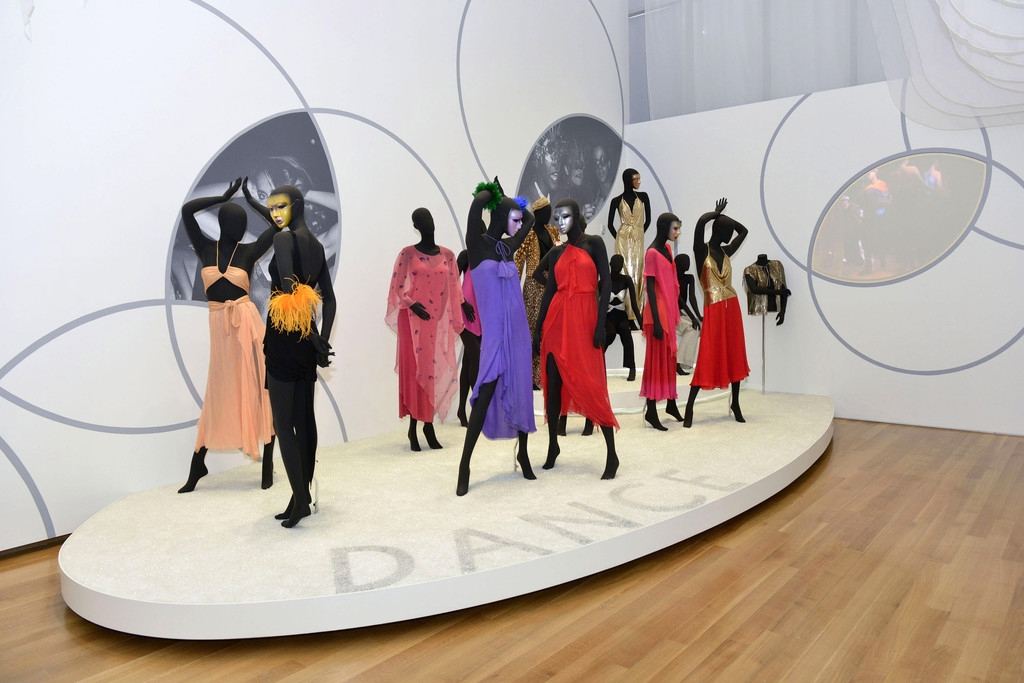 Stephen Burrows: When Fashion Danced Exhibit 34179