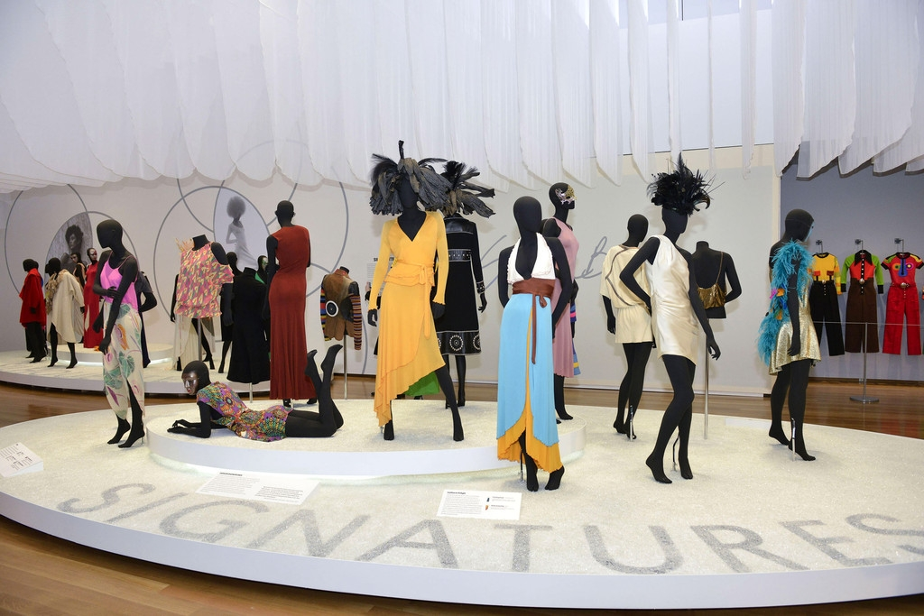Stephen Burrows: When Fashion Danced Exhibit 34186
