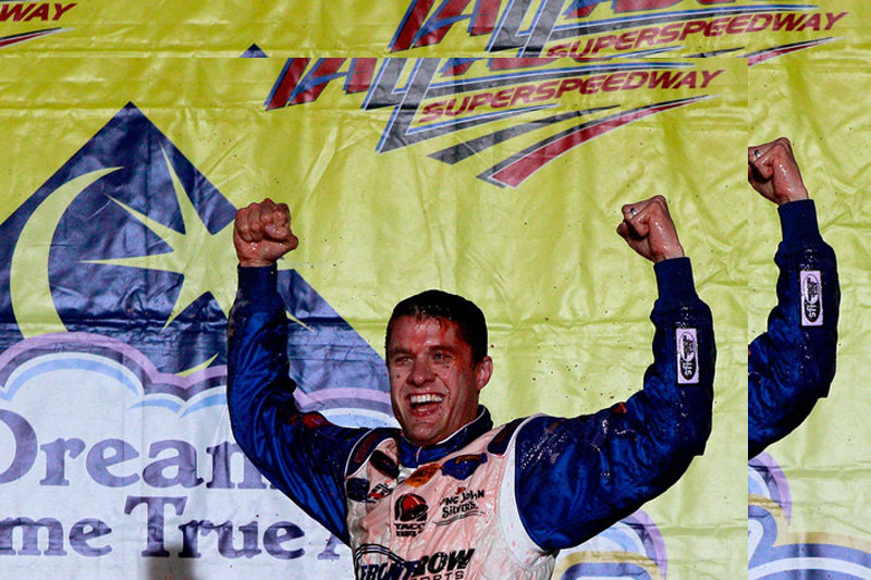 David Ragan drag sudden, wild Talladega win 34317