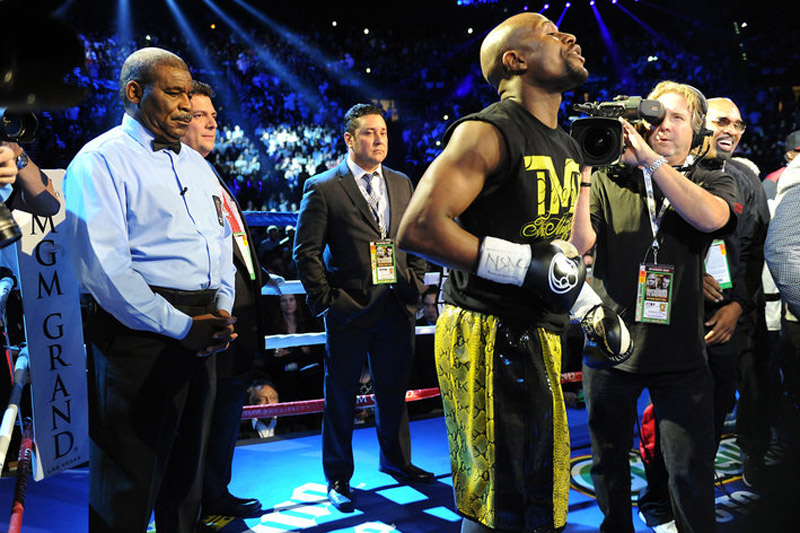 Mayweather vs Guerrero: Floyd says he will fight in September; Khan, Garcia and Ortiz named as possible foes 34327