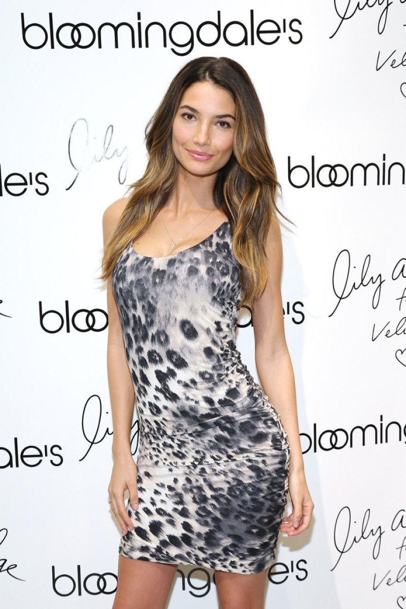 'Lily Aldridge For Velvet' Launches in NYC 34444