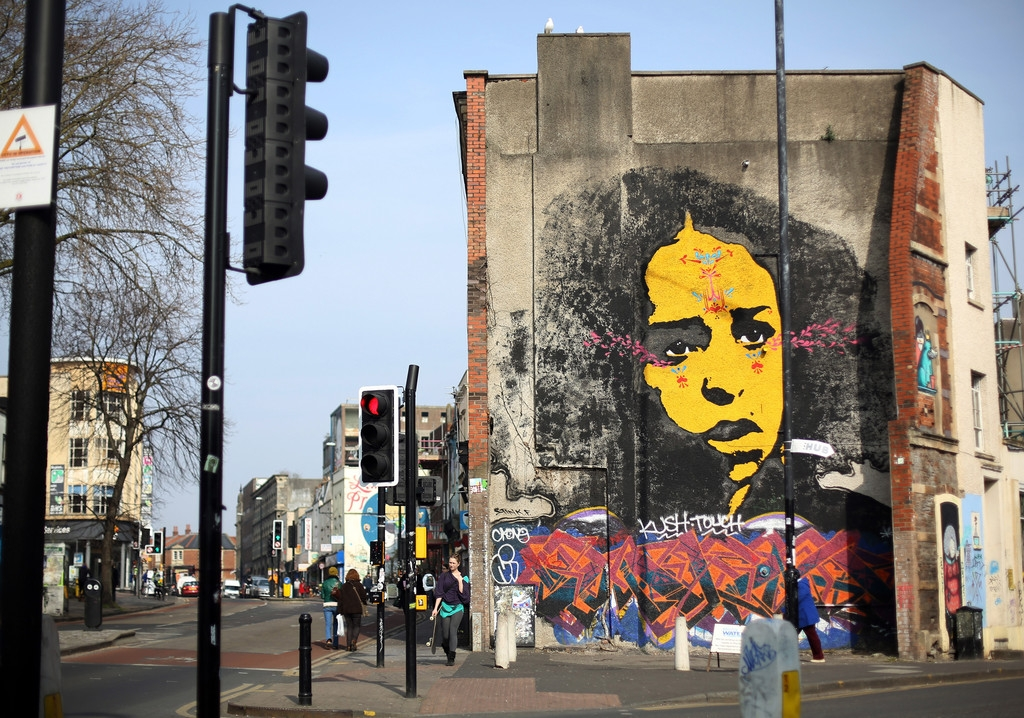 Murals In Bristol As The Twentieth Century Society Campaign To Save The UK's ... 34453