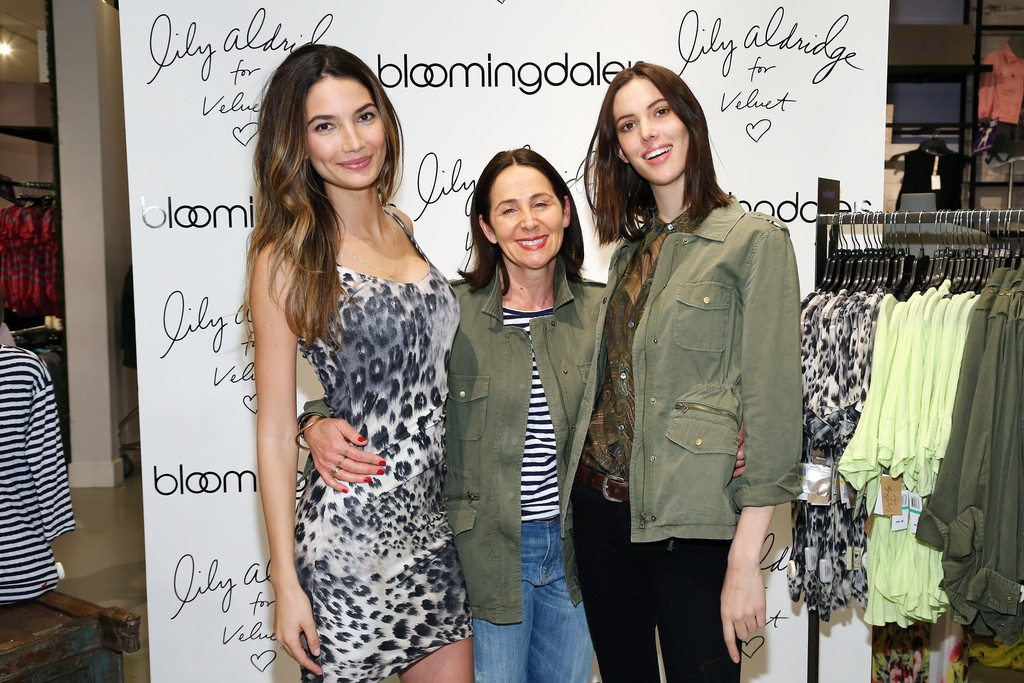 'Lily Aldridge For Velvet' Launches in NYC 34456