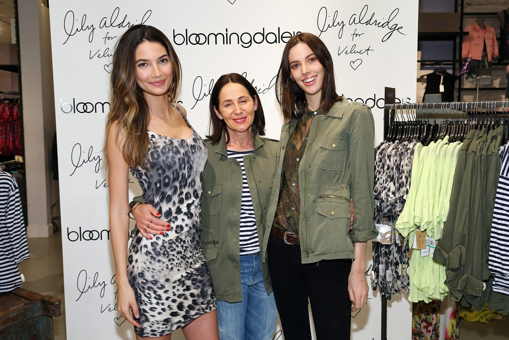 'Lily Aldridge For Velvet' Launches in NYC 34476