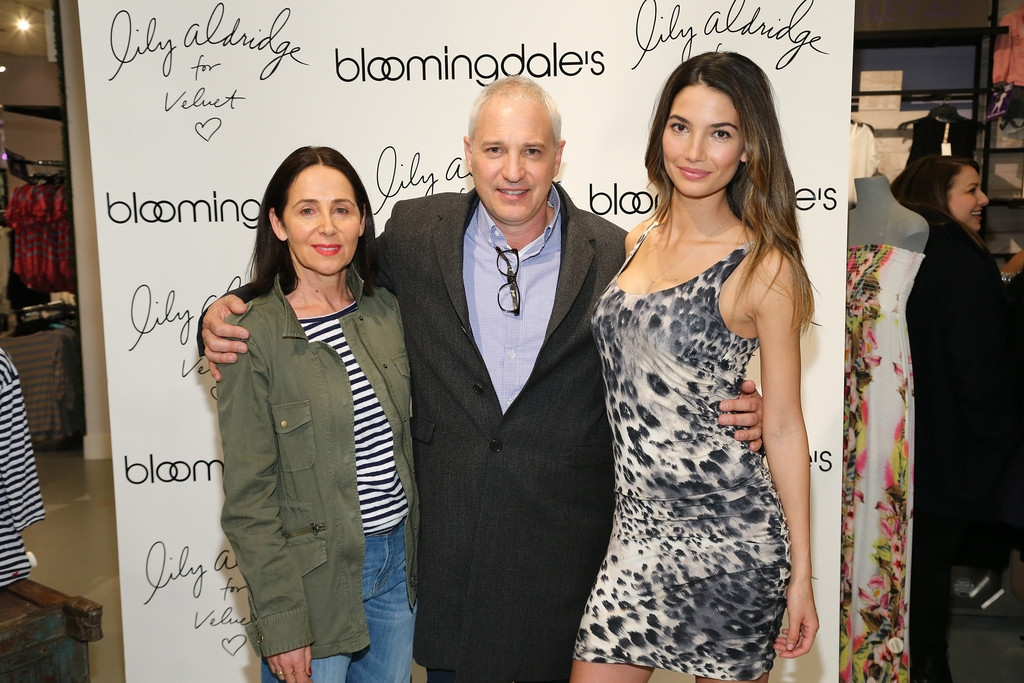 'Lily Aldridge For Velvet' Launches in NYC 34490