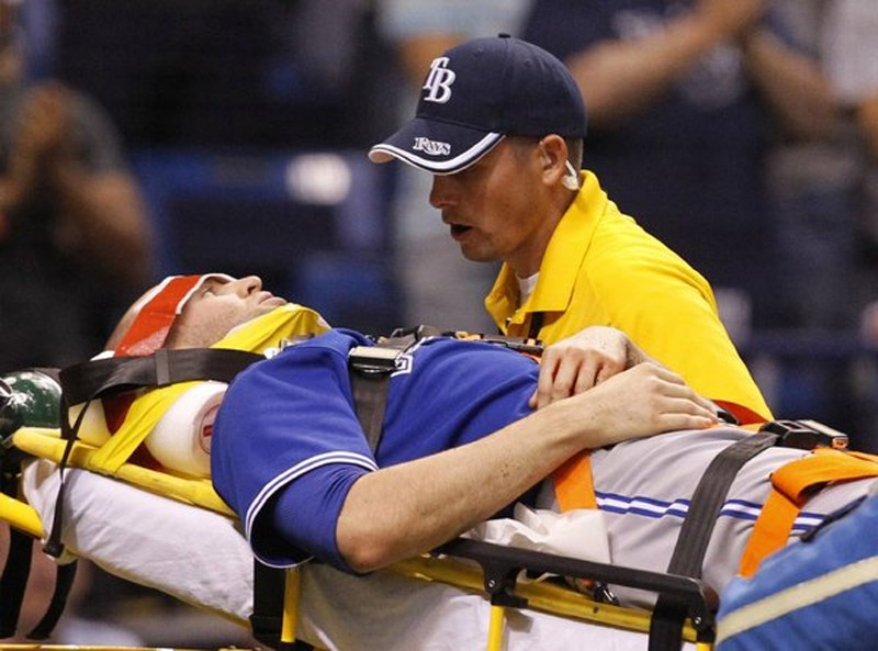 J.A. Happ's injury revived a personal grief to his father Baseball 34530