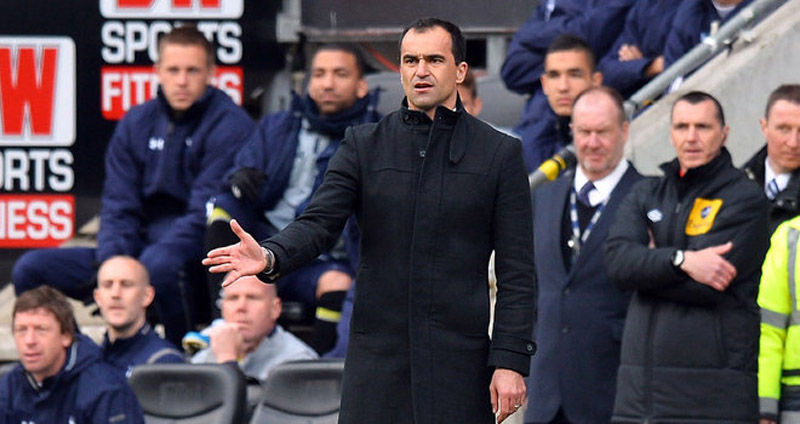 Wigan boss Roberto Martinez say the approach is not welcome Everton before FA Cup final 34607