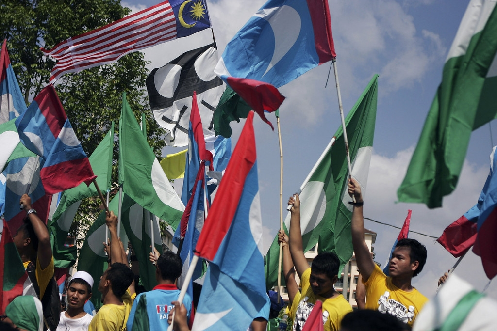 Nomination Day Is Held Ahead of Malaysia's General Election 34729