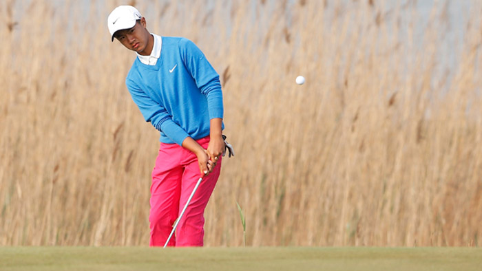 Ye, 12, misses cut in Volvo China Open, Ilonen leads after second round 34934