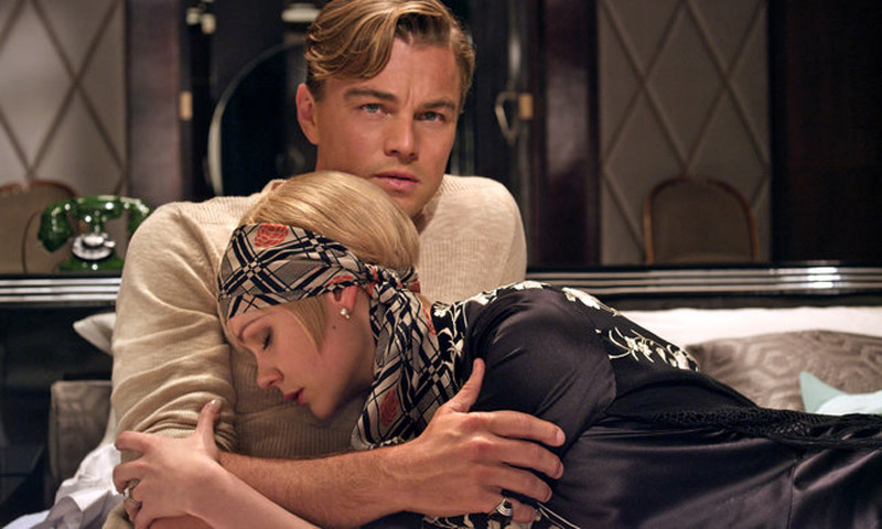 "Carey Mulligan and Leonardo DiCaprio in ""The Great Gatsby"" director Baz Luhrmann. 34949"