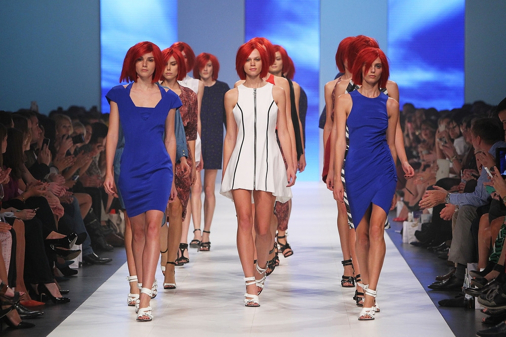 L'Oreal Melbourne Fashion Festival: Day 5 35002