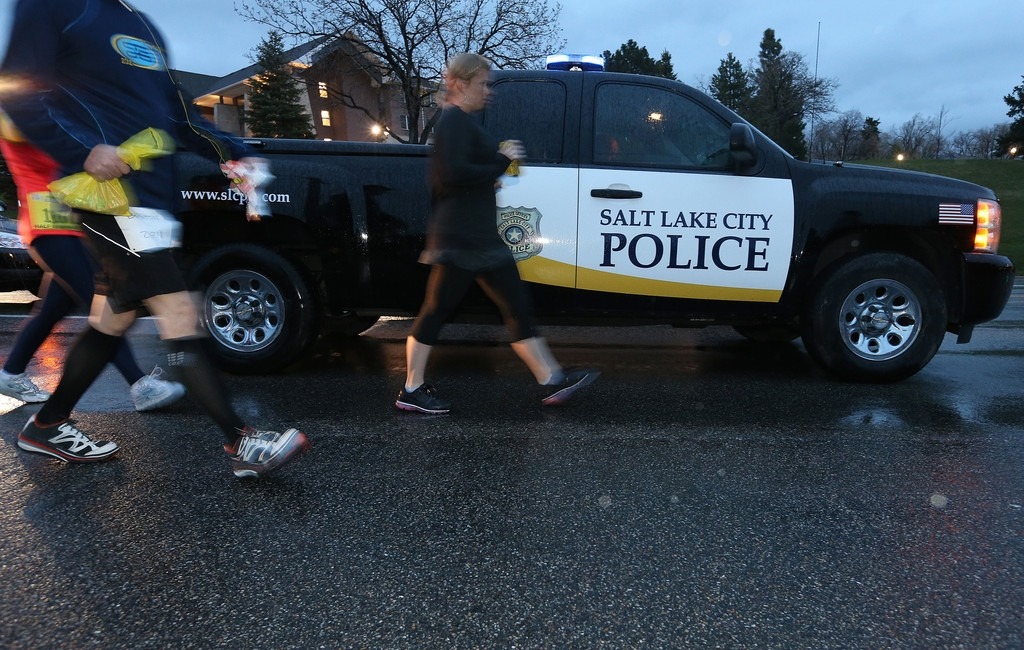 Salt Lake City Hosts Marathon Under Stepped Up Security Measures 35149