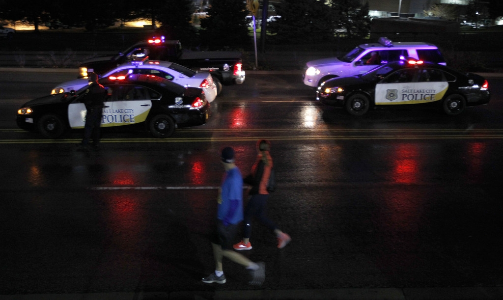 Salt Lake City Hosts Marathon Under Stepped Up Security Measures 35162