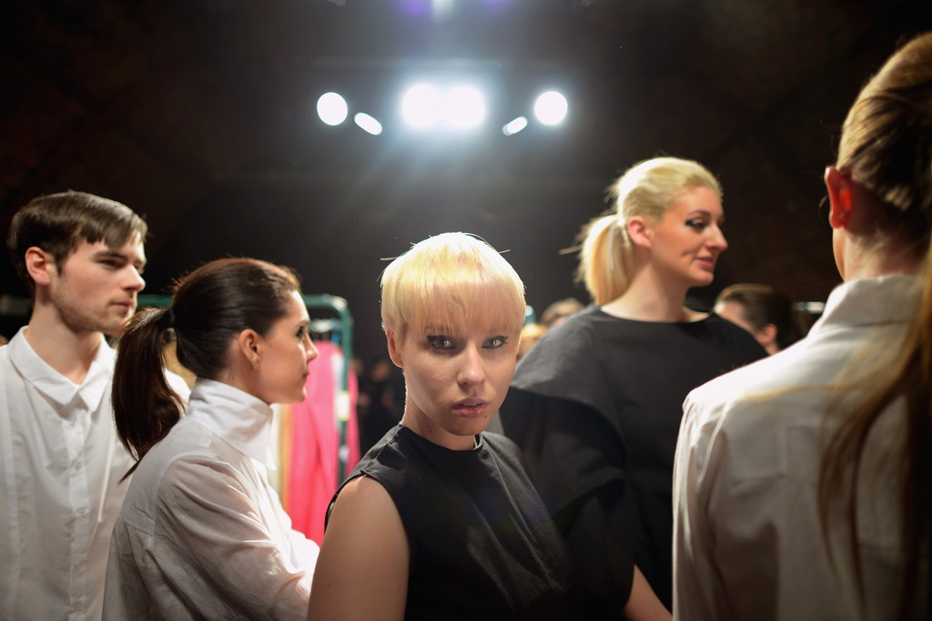 Students From The Glasgow School Of Art Hold Their Annual Fashion Show 35177