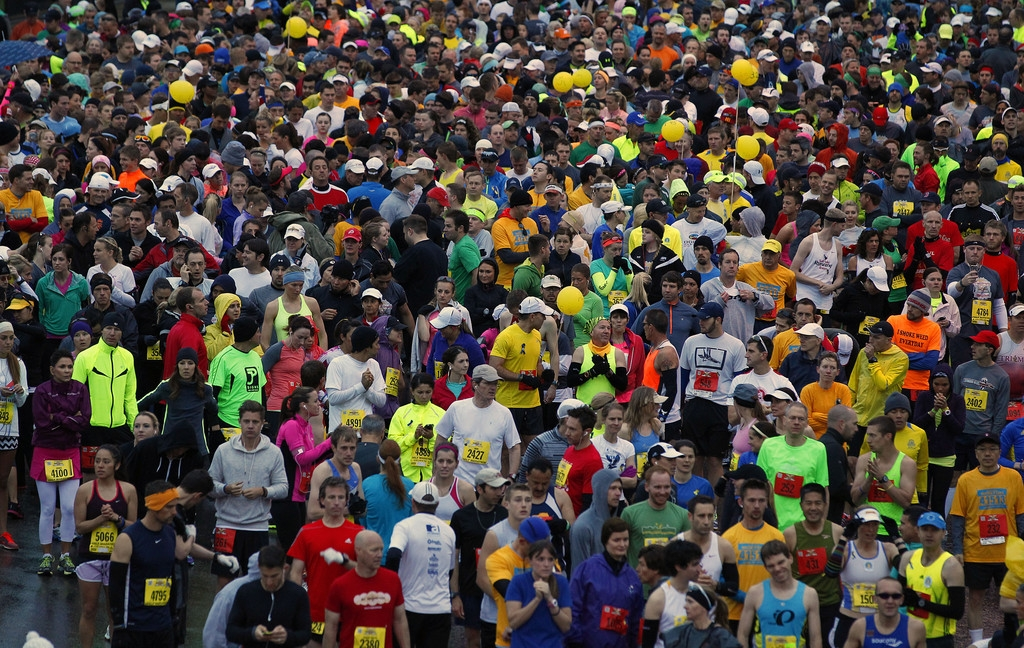Salt Lake City Hosts Marathon Under Stepped Up Security Measures 35185