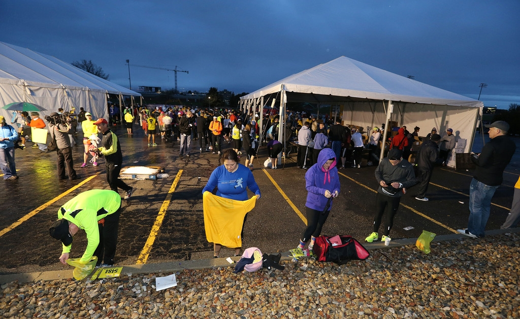 Salt Lake City Hosts Marathon Under Stepped Up Security Measures 35215