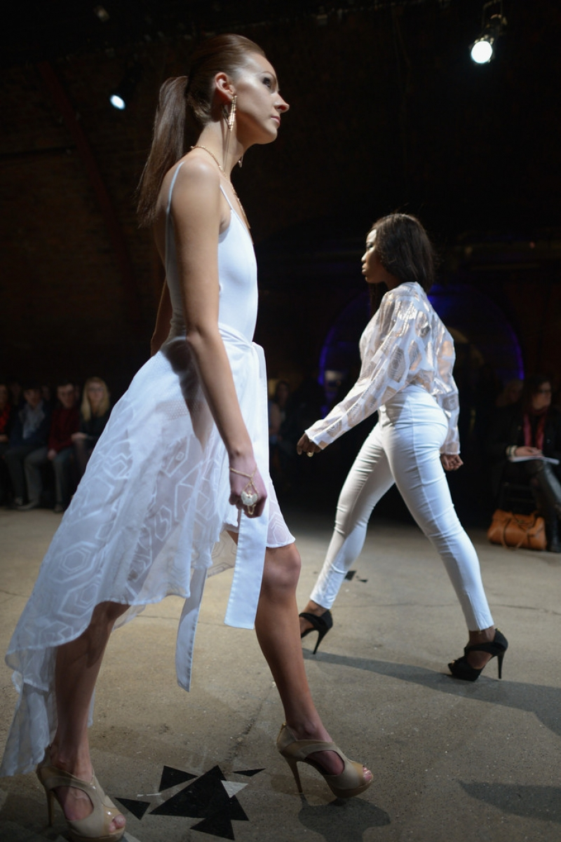 Students From The Glasgow School Of Art Hold Their Annual Fashion Show 35218