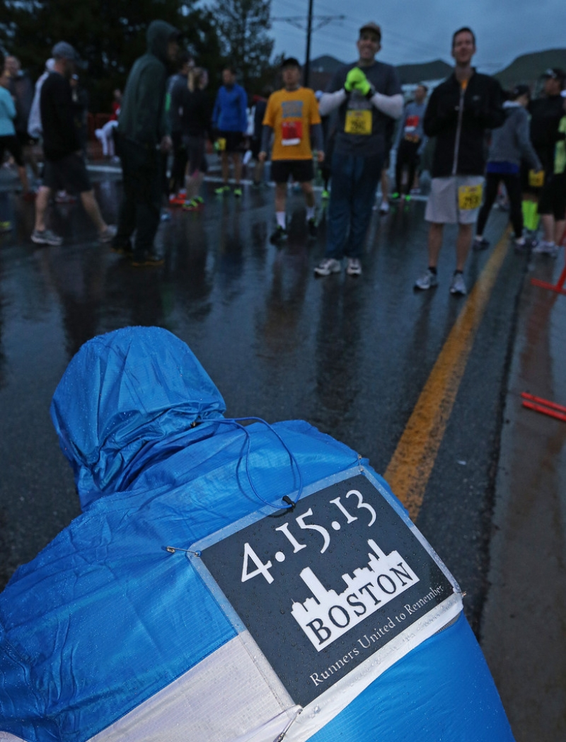 Salt Lake City Hosts Marathon Under Stepped Up Security Measures 35224