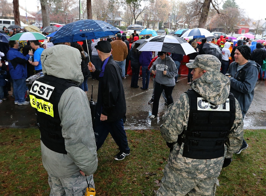 Salt Lake City Hosts Marathon Under Stepped Up Security Measures 35260