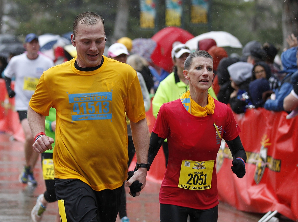 Salt Lake City Hosts Marathon Under Stepped Up Security Measures 35263
