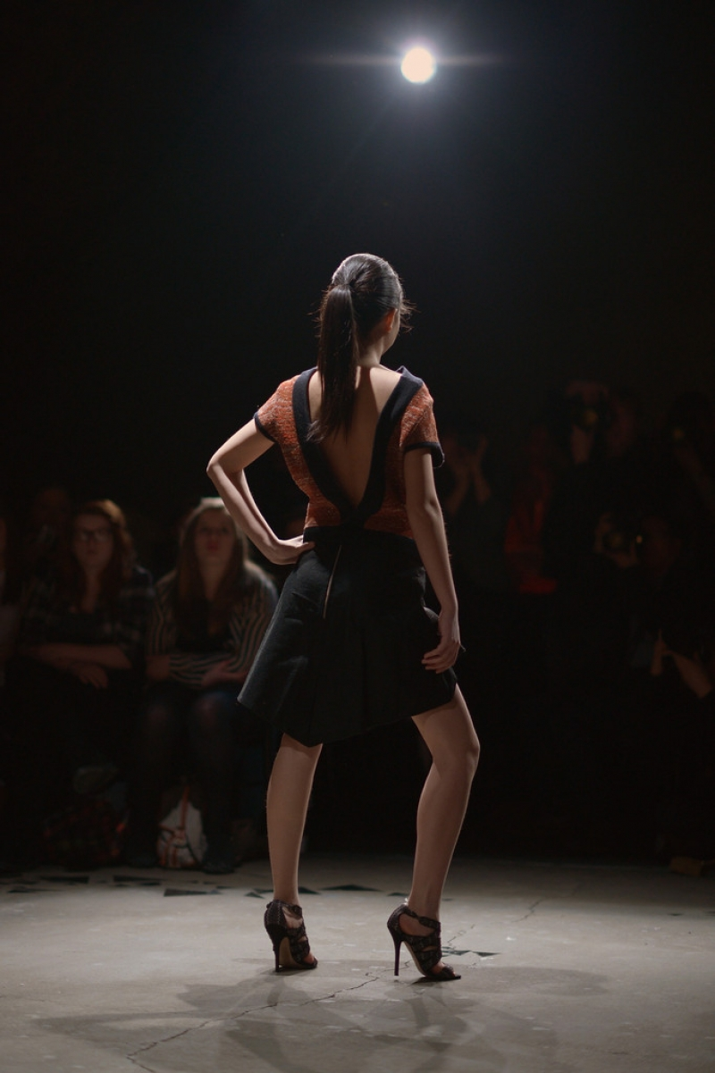 Students From The Glasgow School Of Art Hold Their Annual Fashion Show 35267