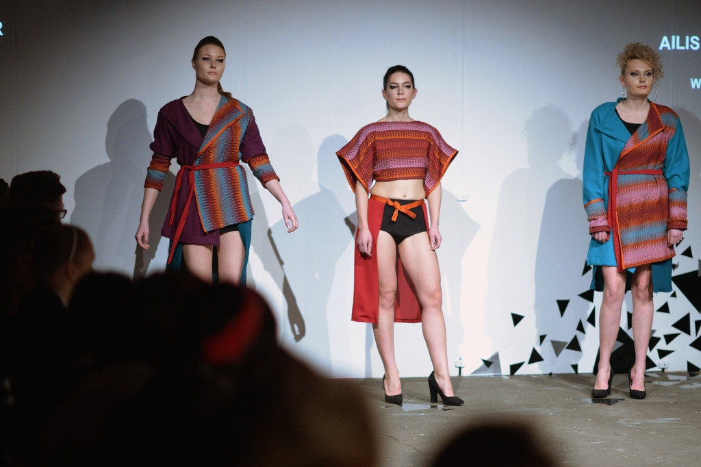 Students From The Glasgow School Of Art Hold Their Annual Fashion Show 35273