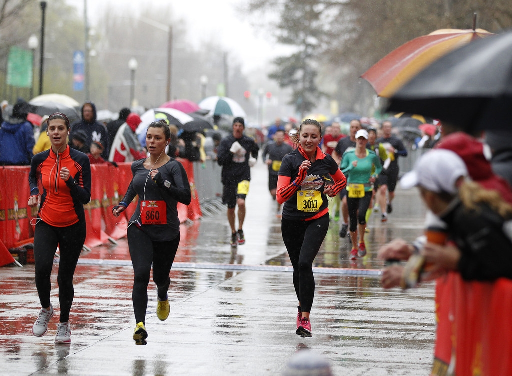Salt Lake City Hosts Marathon Under Stepped Up Security Measures 35284