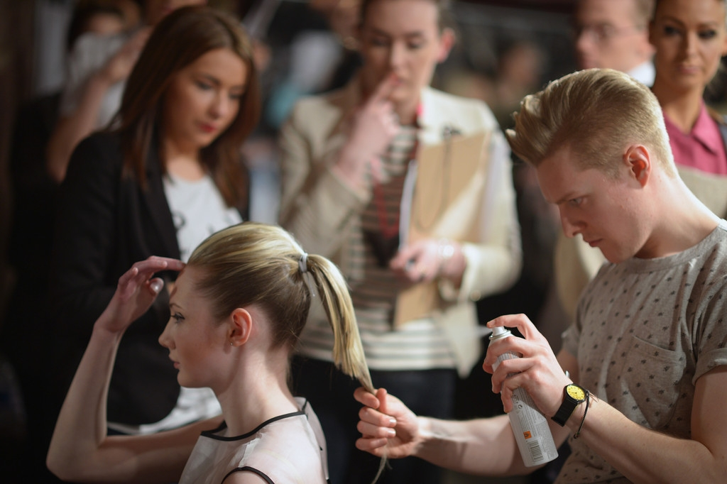 Students From The Glasgow School Of Art Hold Their Annual Fashion Show 35287