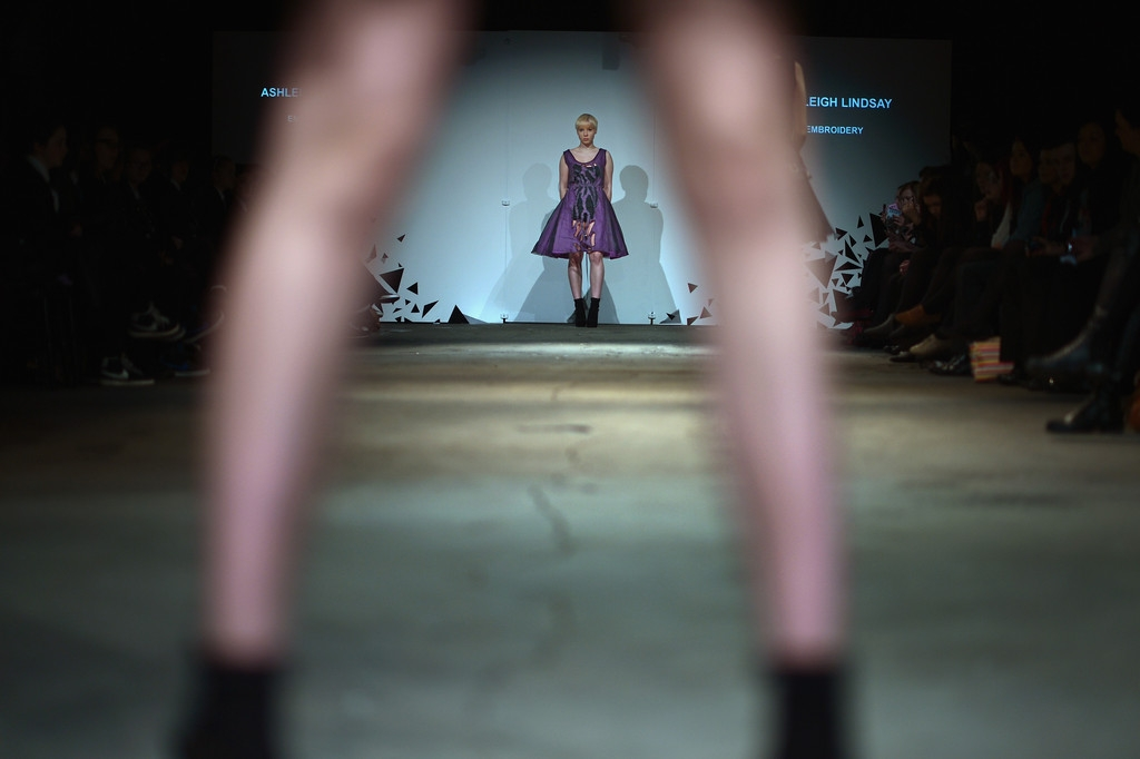 Students From The Glasgow School Of Art Hold Their Annual Fashion Show 35293