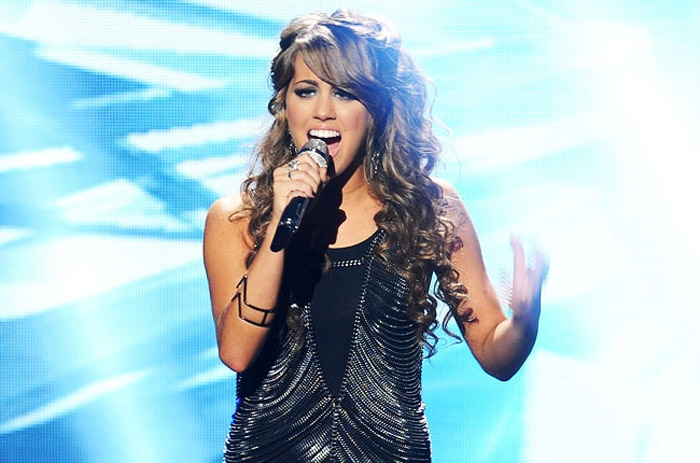 Angie Miller Eliminated on 'American Idol' While Candice, Kree Press On to Finale 35445