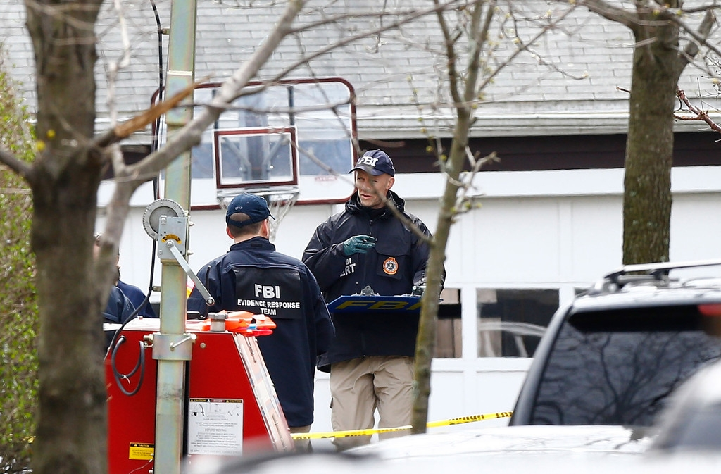Boston Marathon Bombing Investigation Continues Day After Second Suspect Appr... 35457