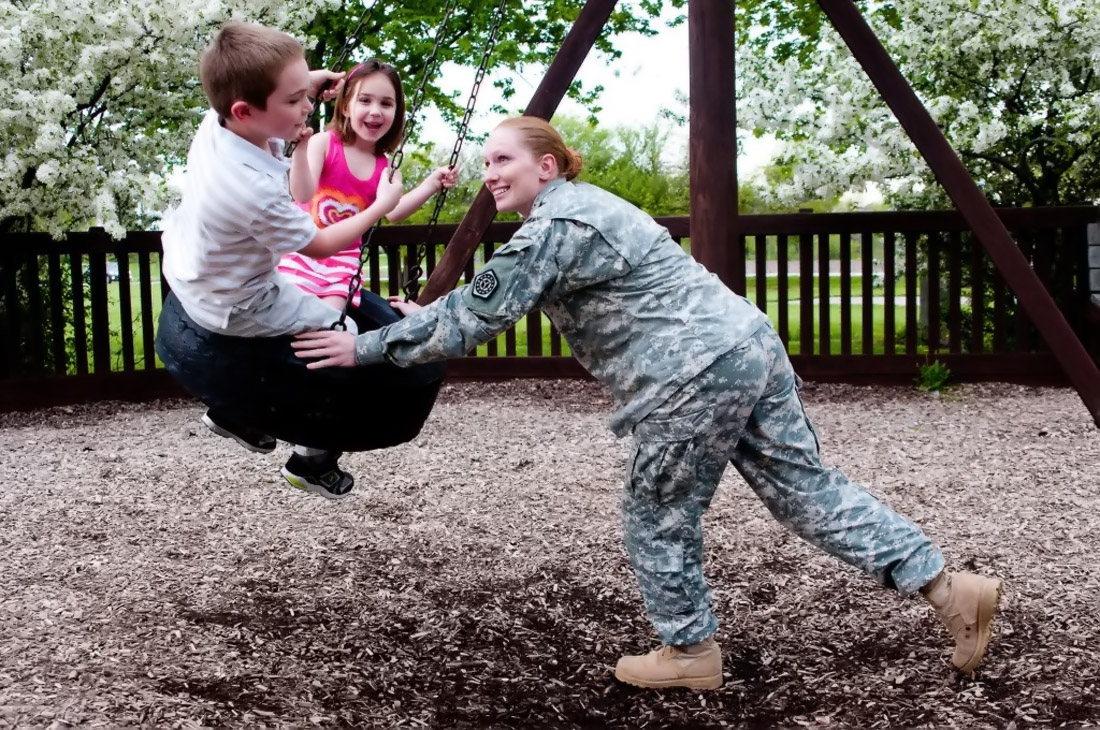 A Happy Mother's Day to our Active Duty Military Moms 35466