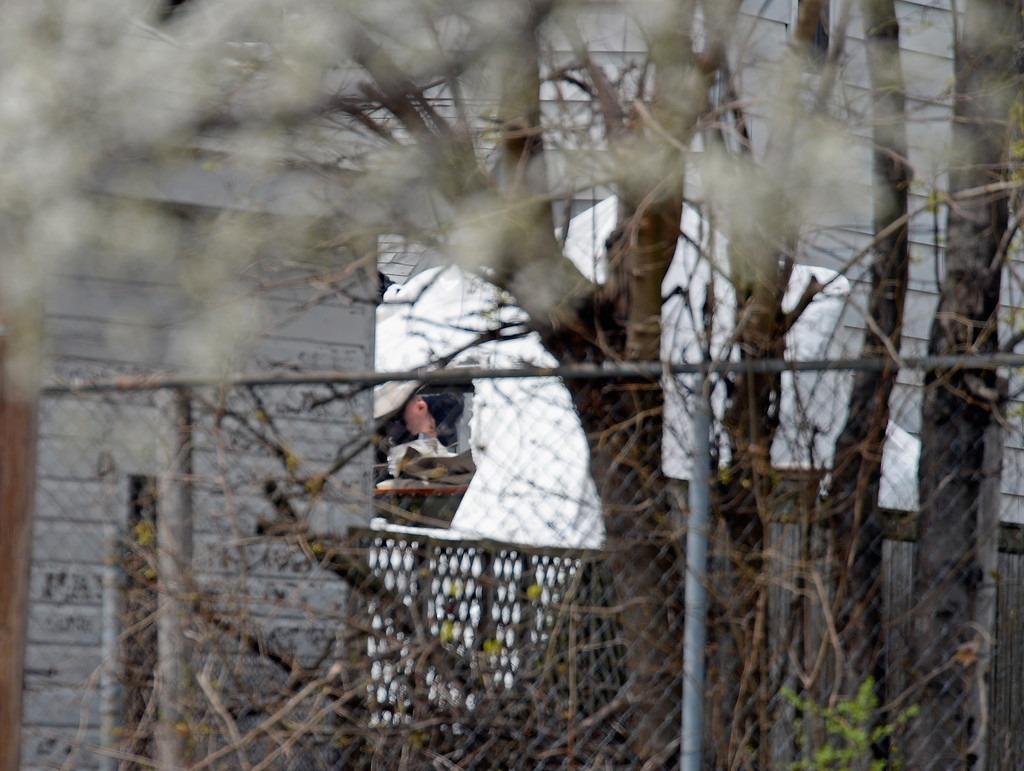 Boston Marathon Bombing Investigation Continues Day After Second Suspect Appr... 35472