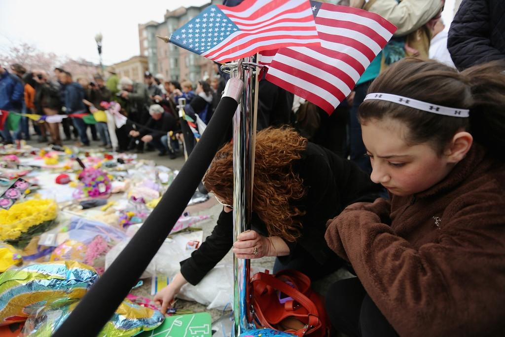 Boston Marathon Bombing Investigation Continues Day After Second Suspect Appr... 35482