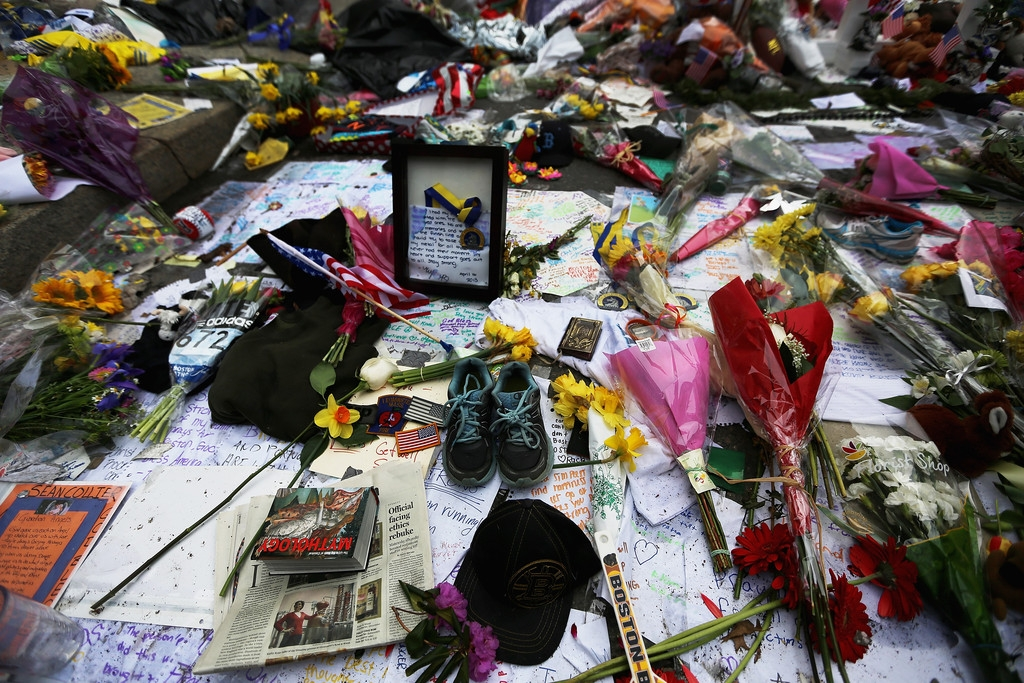 Boston Marathon Bombing Investigation Continues Day After Second Suspect Appr... 35495