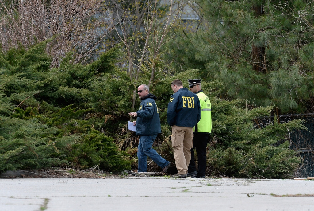 Boston Marathon Bombing Investigation Continues Day After Second Suspect Appr... 35586