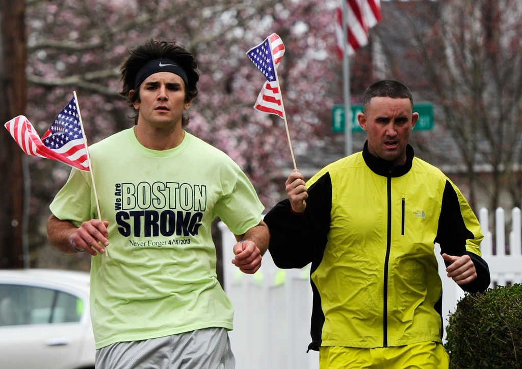 Boston Marathon Bombing Investigation Continues Day After Second Suspect Appr... 35691